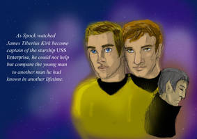 Spock's Reflections by Sanwall