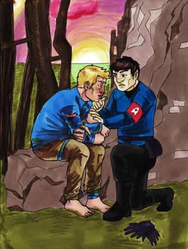 Star Trek: Reboot Tarsus IV