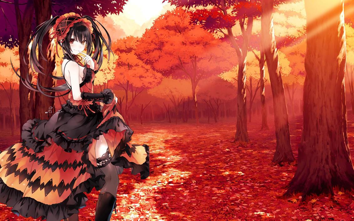 Image Result For Date A Live Kurumi Wallpaper Wallpapersafari