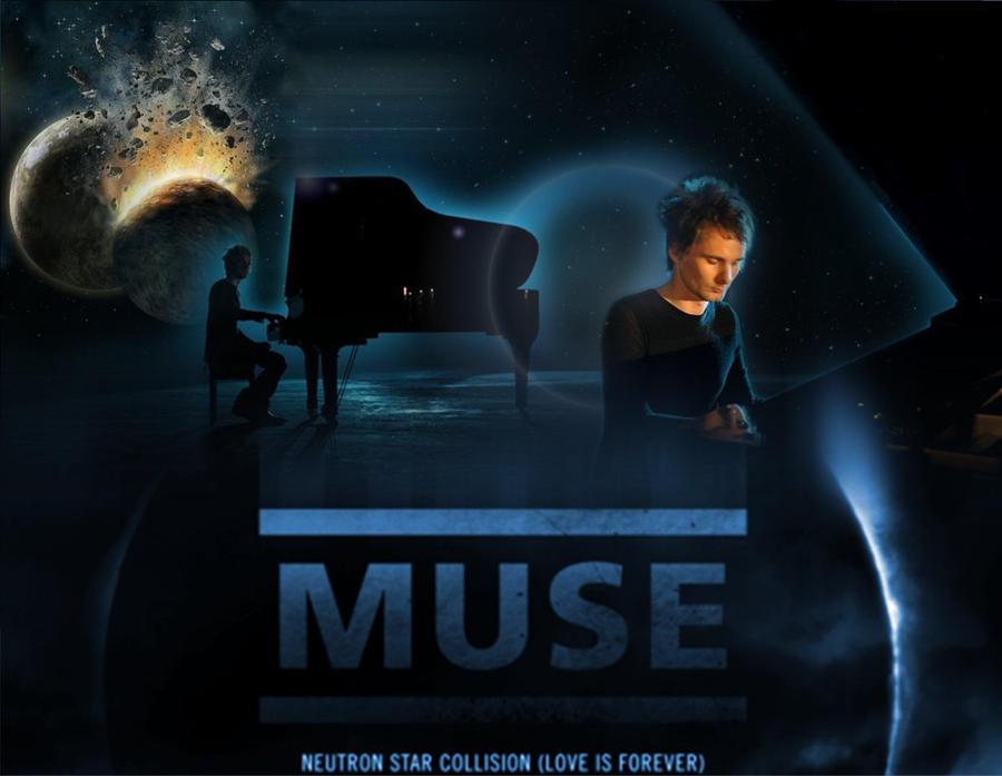 скачать песню muse neutron star collision