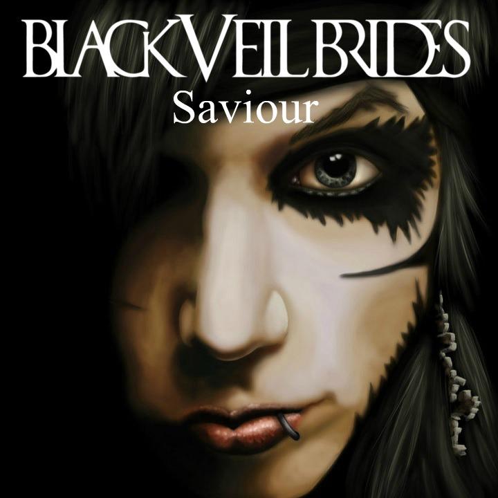 Black Veil Brides - Saviour Lyrics