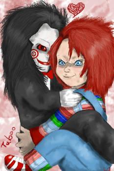 Chucky x Jigsaw