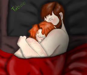 Cuddles by Taboochildsplay