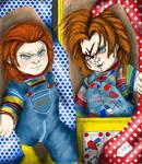 Chucky: Buddi and GoodGuy, a Christmas horror