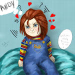 Yandere Chucky (buddi)
