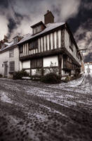 SNOW ON WATCHBELL STREET by SevenHeptagons