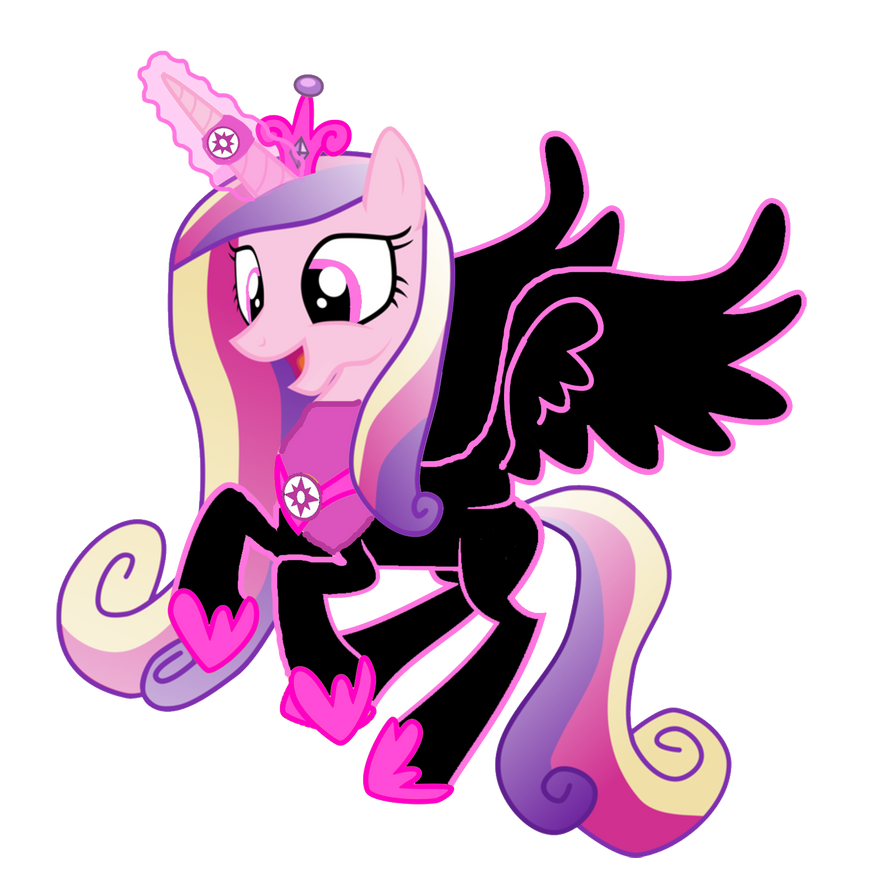 deviantart the art by princess star sapphire cadence on