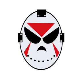 Happy Delirious Mask by MotownWarrior01