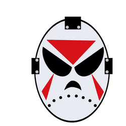 H20 Delirious's mask:Cutie Mark by MotownWarrior01