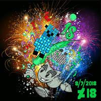 Happy 18th Birthday DeviantART! by MotownWarrior01