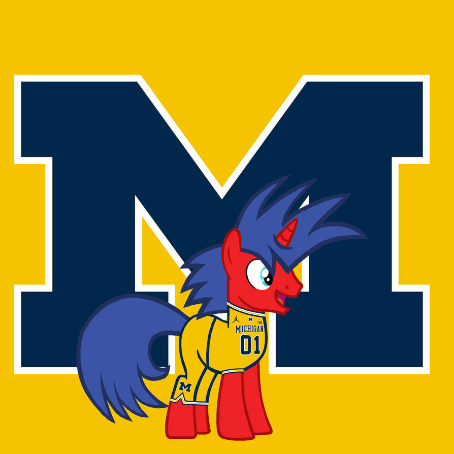Motown Warriano and the Michigan Wolverines 2019