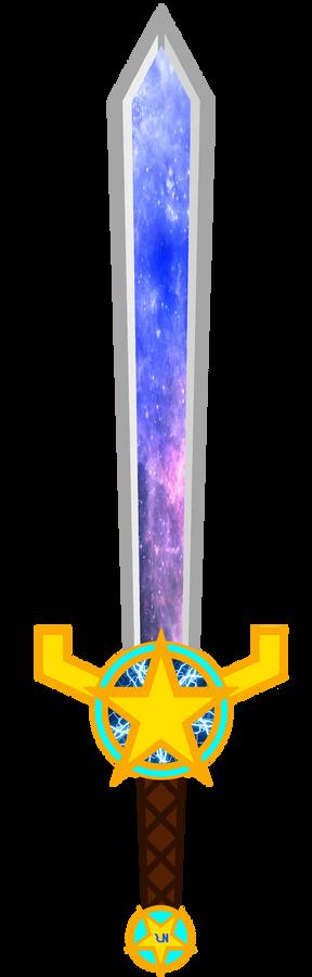 Motown Warriano's Star Sword redesign