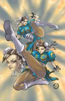 Street Fighter Chunli by TsWu