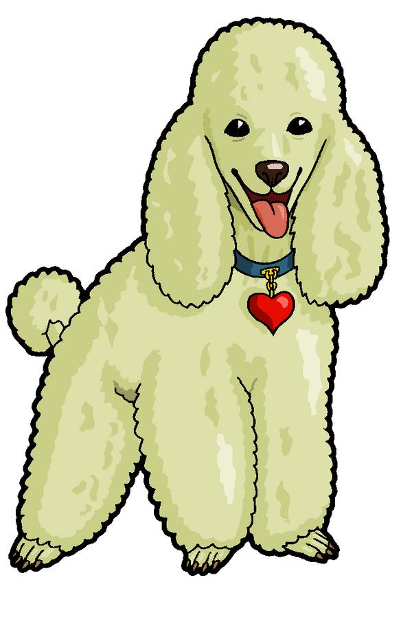 poodle clipart by misterbug on deviantart rh deviantart com poodle clipart free poodle clip art free
