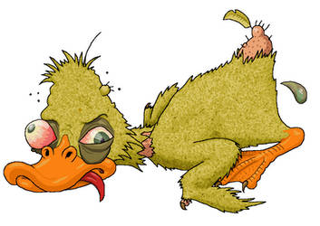 Ugly Duckling  Clipart by MisterBug