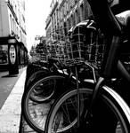 Parisian wheels by KvornanTheLafesta