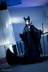 Maleficent 02 by Icaruskun