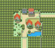 Kegomo Town by Shaded-Gaming