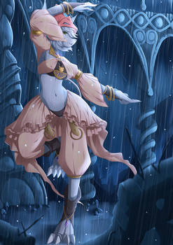 CM: Freya Crescent (from Final Fantasy IX) Dancing