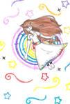Lady Timpani (Tippi, from Super Paper Mario)