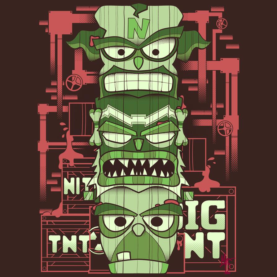 N.Totem by maxman58