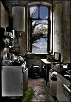 Exit squatter paradise by MetalDready