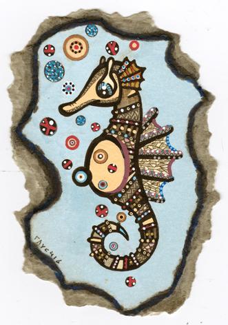 Zeepaard by MetalDready