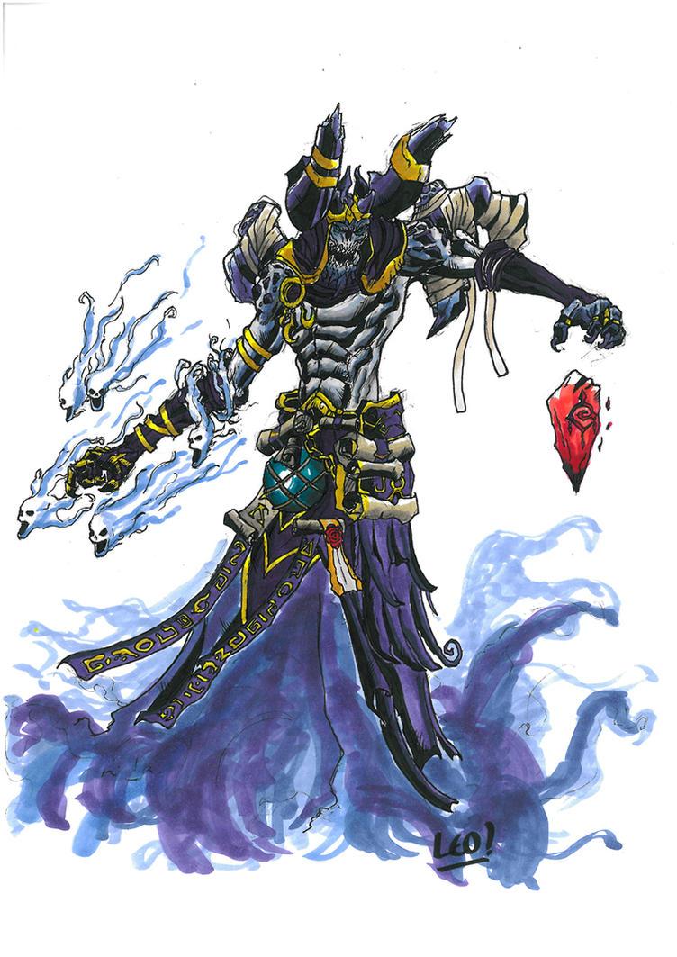 Vulgrim : Darksiders by SpideyCreed on DeviantArt  Vulgrim : Darks...