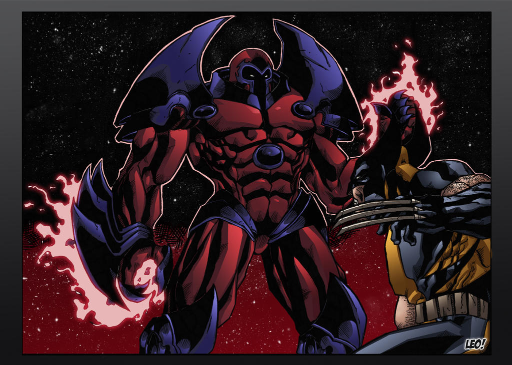 Onslaught : Color version ! by SpideyCreed on DeviantArt