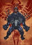 Venom transformation Comission !