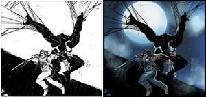 Venom and Wolverine : Collab !