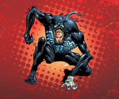 Venom transformation Comission 2 : Color !