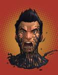 Venom transformation head comission !
