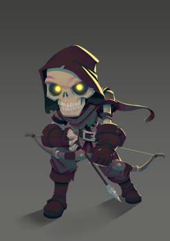 Character Design (Skeleton)