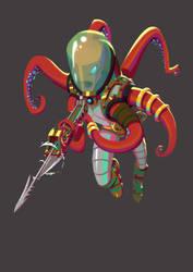 Okto : Evolution 1 by SpideyCreed