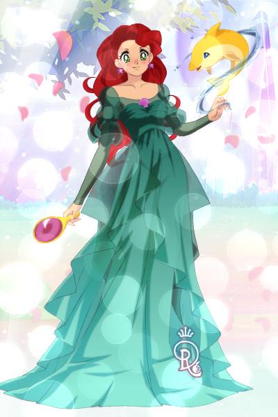 sailorsenshi little mermaid by artlover2192 on deviantart