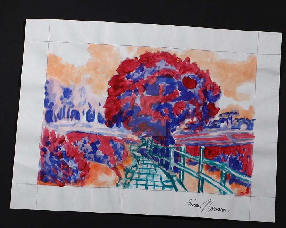 Intermediate Color Scheme By BrianaNorman22