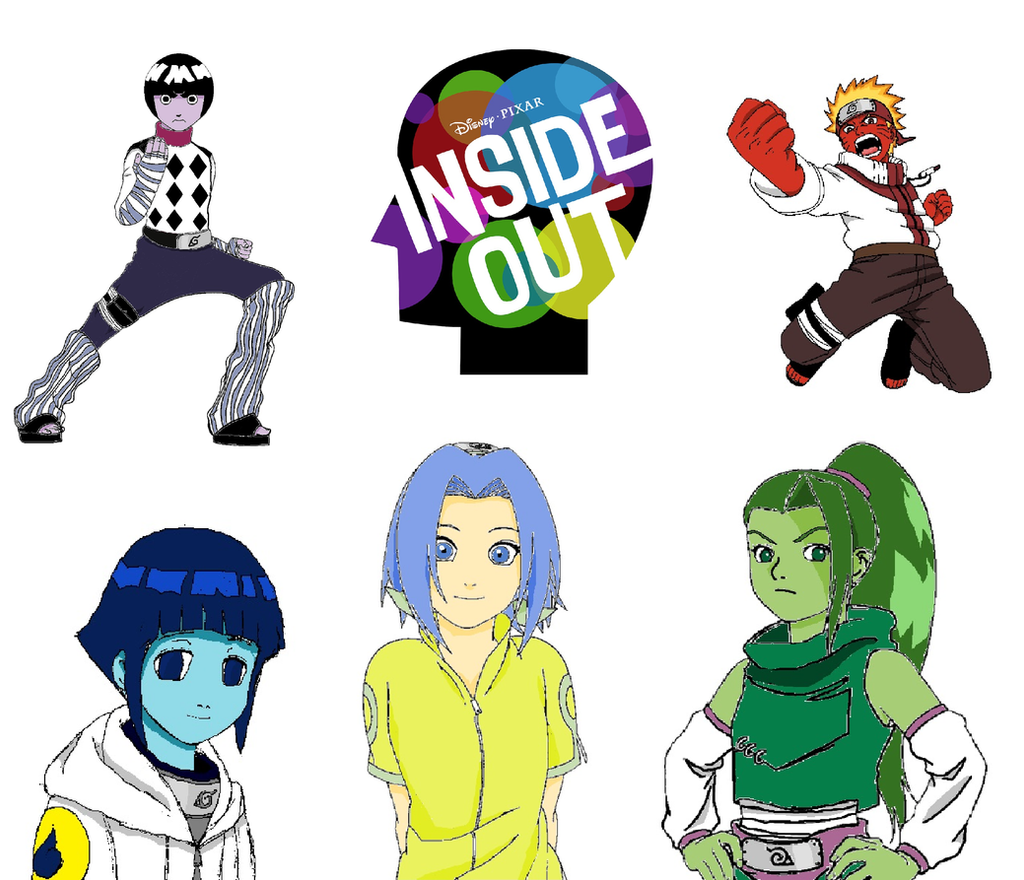 Naruto Inside Out By Nathy-Chan19 On DeviantArt