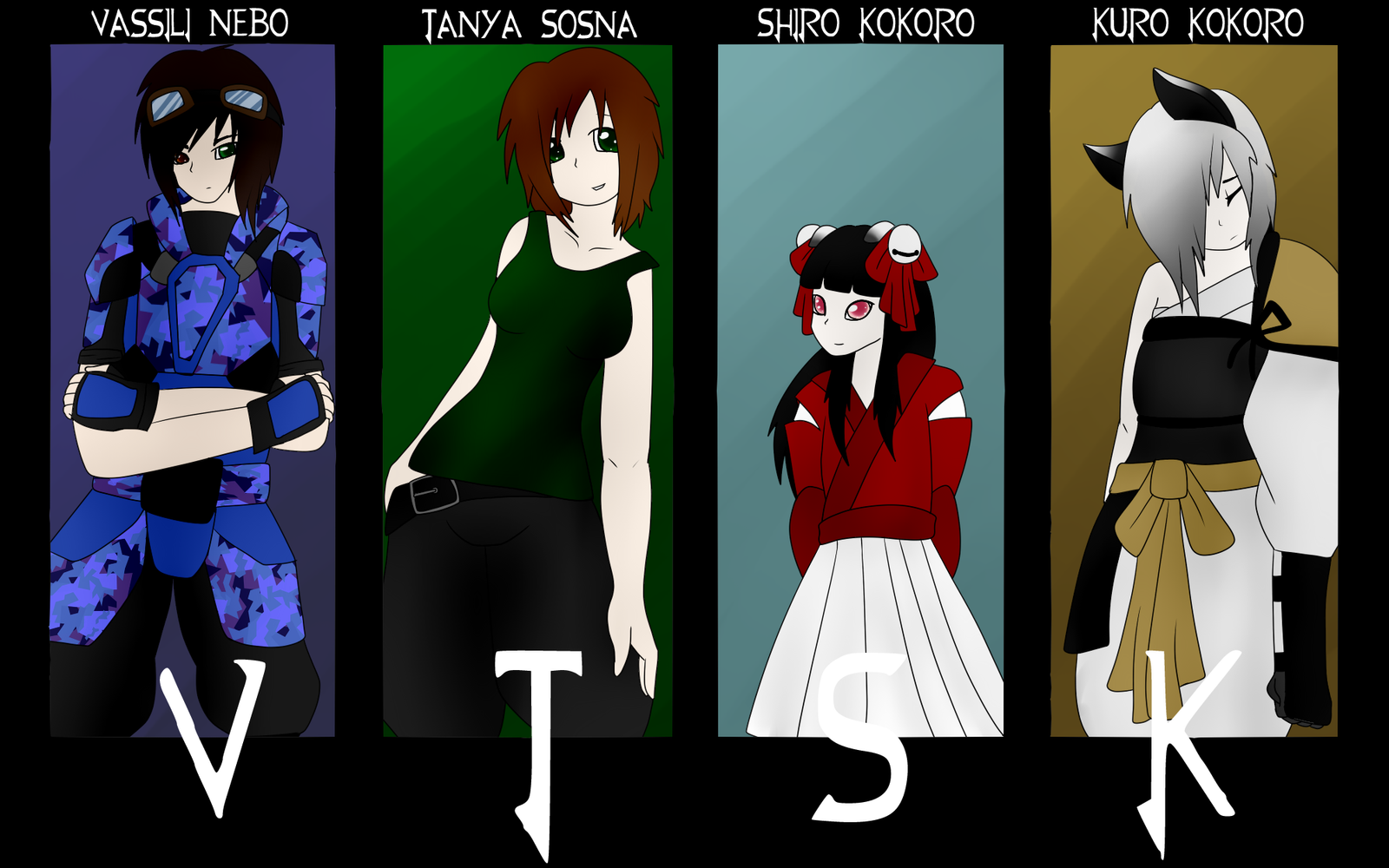 Rwby Oc Teams