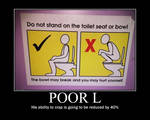 Poor L