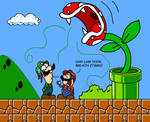 Plumbers Piranha Plant Problem