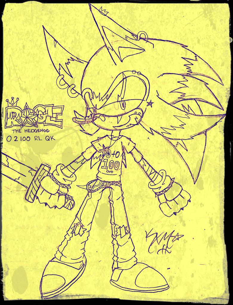 0 2 100 RL QK by RageTheHedgehog