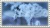 Frozen flower stamp by apumies