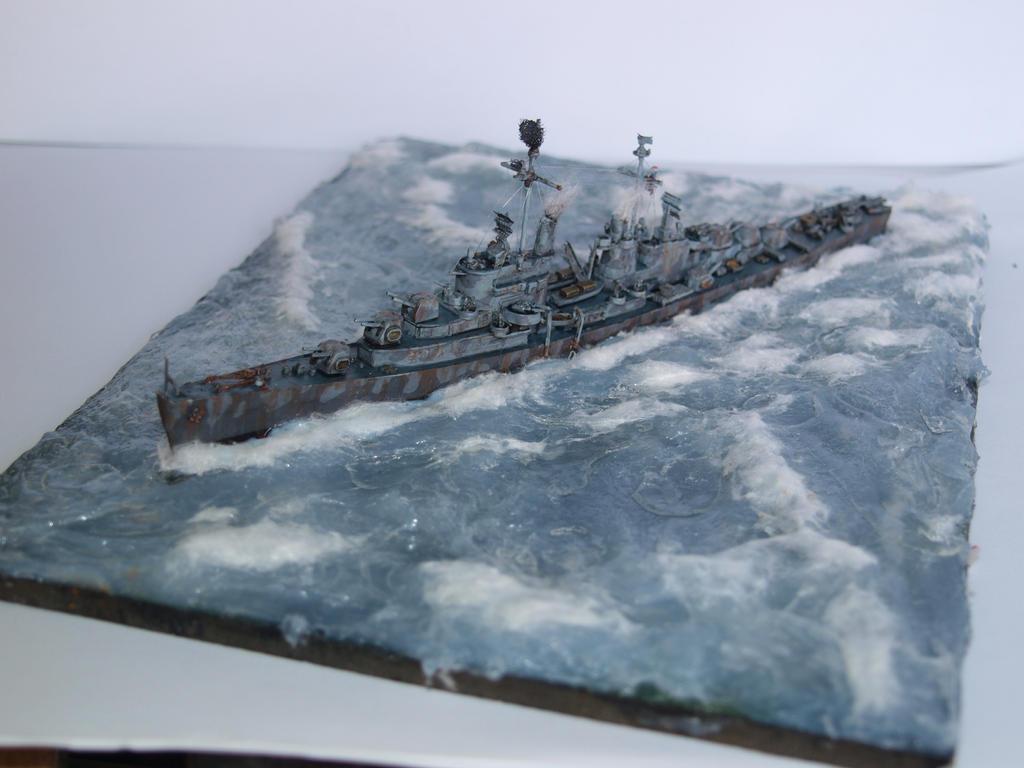 USS San Diego CL-53 by rihosk