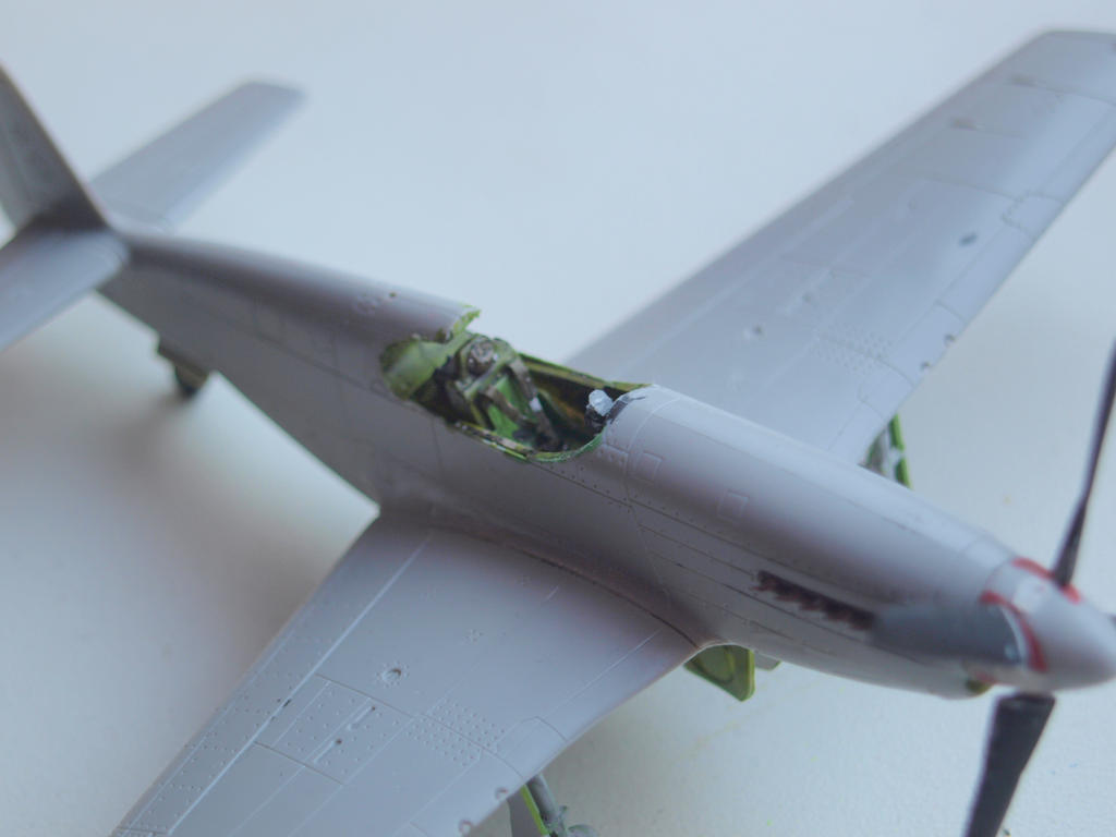 P-51C Mustang wip stage 2 by rihosk