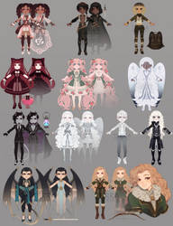 NOT 4 SALE - Gacha Custom Results 6 by Terrific-Adopts