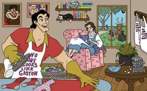 Perfect Man Gaston
