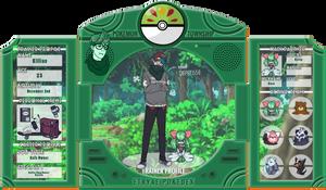 Pokemon Township - Killian by CoffeeVulture