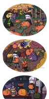 So - Many - Pumpkins [PTS] by CoffeeVulture