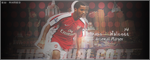 F.C Barcelona Theo_James_Walcott_by_AHMED_ART